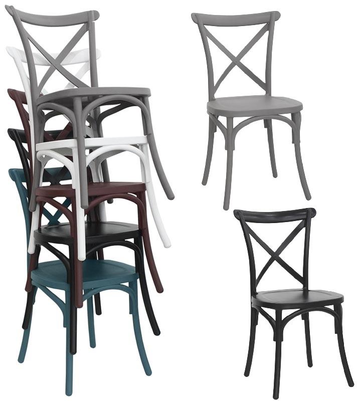 Sedie In Polipropilene Colorate.Sedie Arredo Bar La Nuova Fenice Shop Arredamento Interni